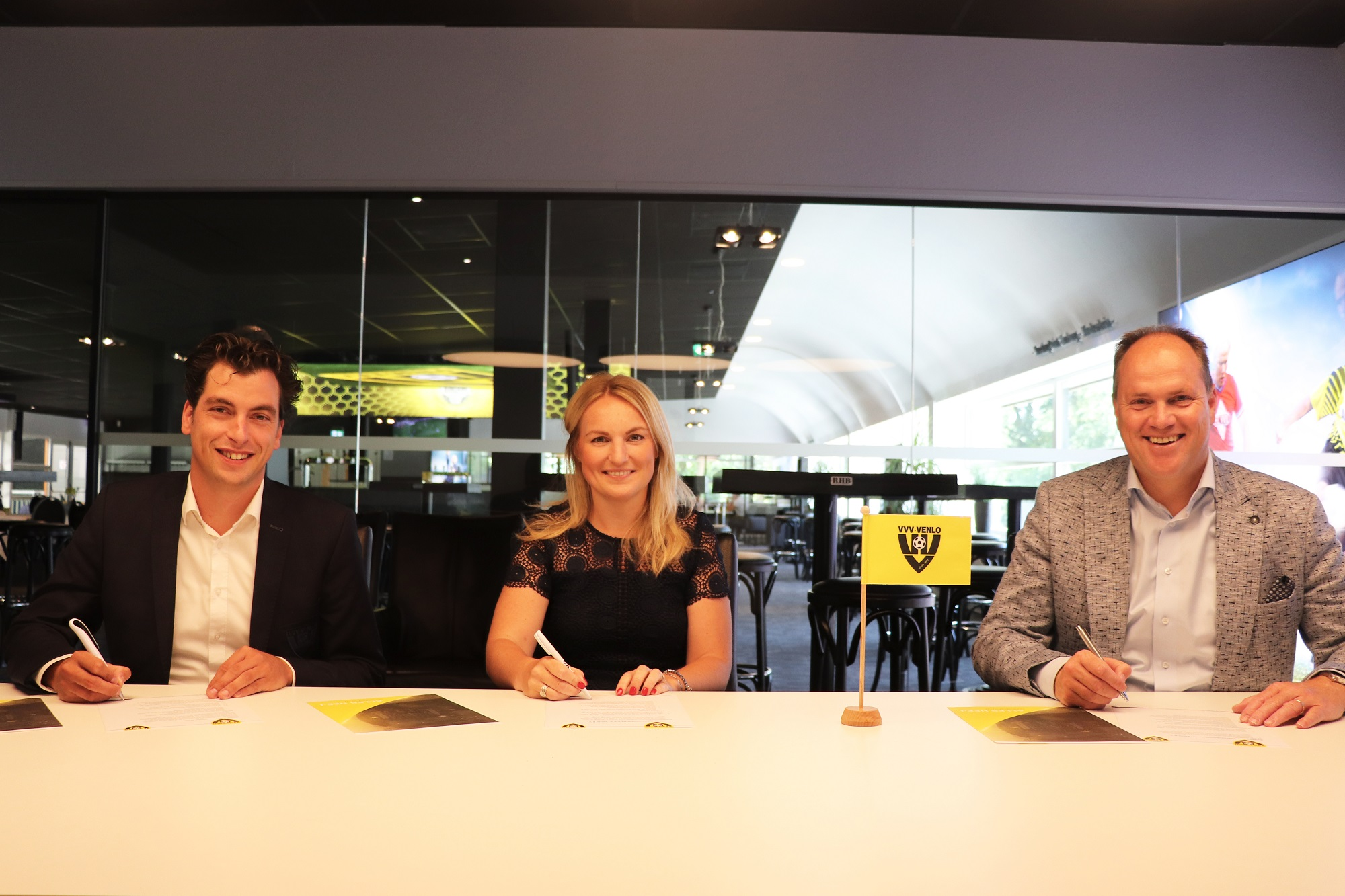 vidaXL.nl will be the new shirt sponsor for VVV-Venlo